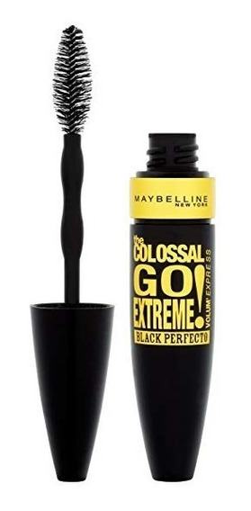 Mascara Pestañas Maybelline The Colossal Go Extreme Intense
