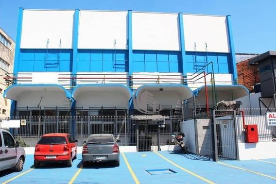 Galpão Para Alugar, 4683 M² Por R$ 56.196,00/mês - Limão - São Paulo/sp - Ga0316