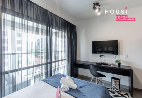 Apartamento - Brooklin - Ref: 859 - L-859