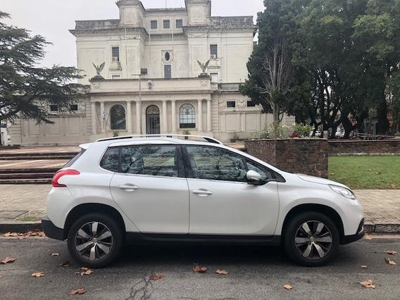 Peugeot 2008 Feline 1.6 Vti Año 2017 Estado Impecable