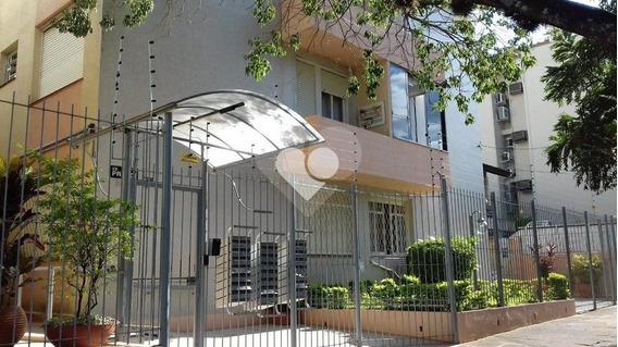 Apartamento Térreo De 2 Dormitórios 1 Quadra Da 24 De Outubro - 28-im418366