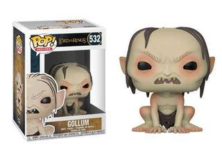 Funko Pop - Lord Of The Ring - Gollum - Sauron - Aragon