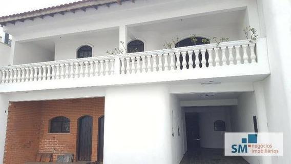 Casa Residencial À Venda, Parque Das Nações, Santo André - Ca0208. - Ca0208