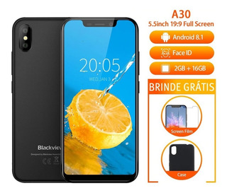 Smartphone Blackview A30 3g Phablet 5,5 Polegada Android 8.1