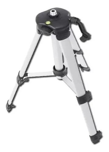 Imagem 1 de 3 de Tripé P/nível A Laser 1,20m + Bolsa E Adaptador 1/4 Cortag