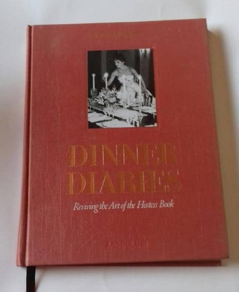 Livro Dinner Diarie