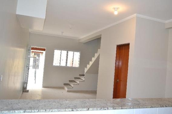 Casa Em Vila Vilma (mailasqui), São Roque/sp De 70m² 2 Quartos À Venda Por R$ 180.000,00 - Ca307006