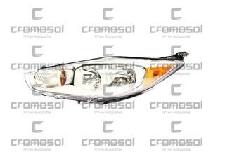 Optica Ford Fiesta Mk7-ii Kd Izquierda Giro Ambar Orig 13/17