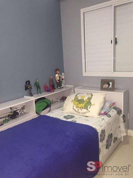 Apartamento Para Venda Por R$270.000,00 - Parque Novo Mundo, São Paulo / Sp - Bdi16609