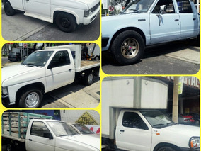 Nissan ( Estaquitas , Pick Up, Plataforma Doble Cabincontado