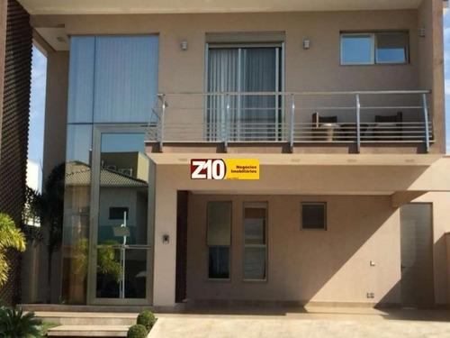 Excelente Imóvel Com Acabamento Luxuoso Em Condomínio De  Infraestrutura Completa - Maison Du Parc - Indaiatuba / Sp - Ca07875 - 32816239