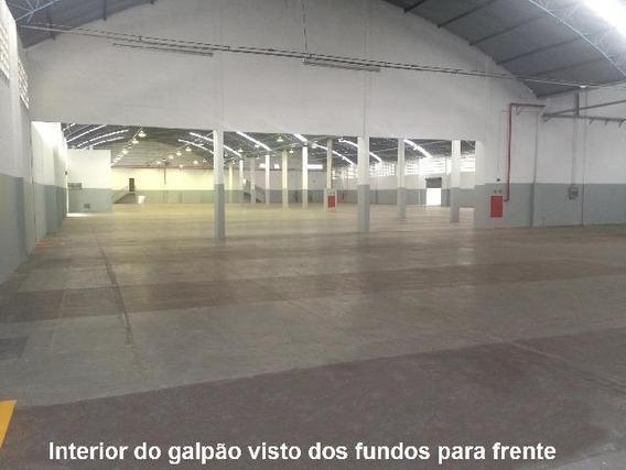 Galpão Em Parque Industrial Taboão Da Serra, Taboão Da Serra/sp De 4618m² Para Locação R$ 54.000,00/mes - Ga305989