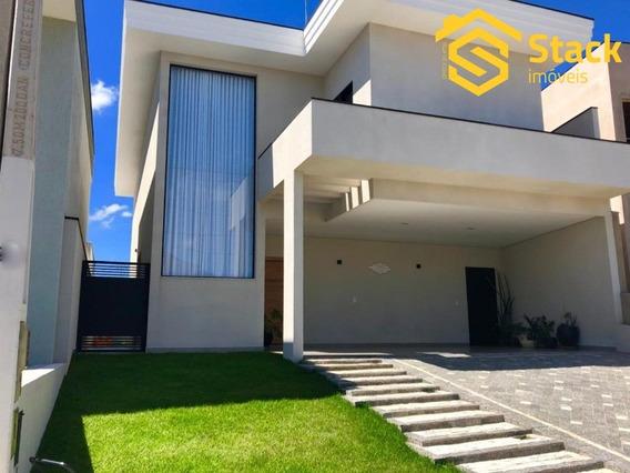 Casa Tipo Sobrado A Venda M Jundiaí No Condomínio Fechado Quinta Das Atírias No Bairro Eloy Chaves - Ca01200