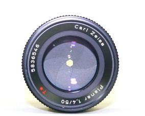 Objetiva Planar 50mm 1.4 Yashica /contax