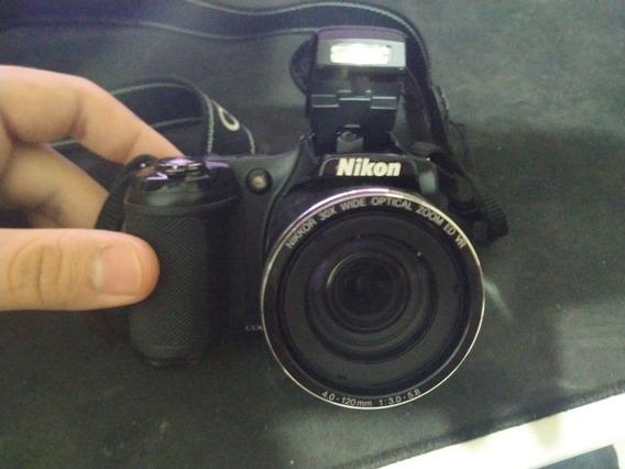 Câmera Nikon Coolpix L820 30x Zoom
