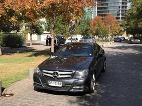Mercedes Benz C180 C 180 Blue Efficiency Cgi Coupe 1.8