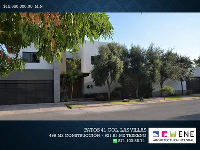 Residencia En Venta - Las Villas