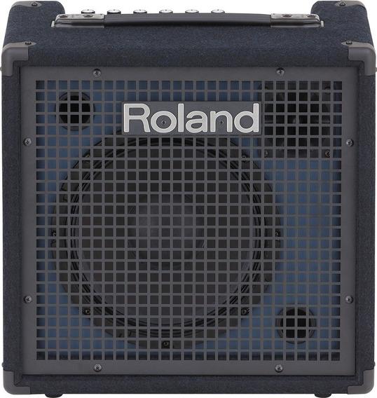 Amplificador Roland Para Teclado 3 Canais Kc-80