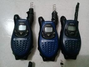 Rádio Ht Motorola T5500 E 02 Intelbras