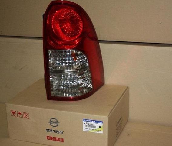 Lanterna Traseira Lado Direito Ssangyon Actyon Sport