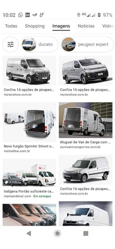 Mercedes-benz Sprinter Van Carga
