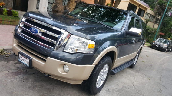Ford Expedition Quemacocos , Piel Impecable