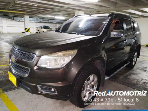 Chevrolet Trailblazer Diesel Automática 2013