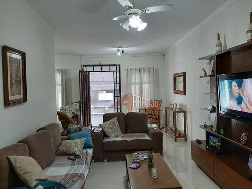 Casa Com 3 Dormitórios À Venda, 202 M² Por R$ 700.000,00 - Vila Costa Melo - São Paulo/sp - Ca0841