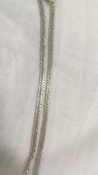 Corrente Masculina Prata 925 50cm