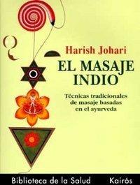 Masaje Indio Tec.tradi.basadas Ayurveda - Johari,harish