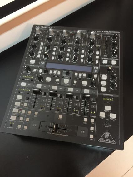 Mixer Behringer Ddm4000 - Não Liga