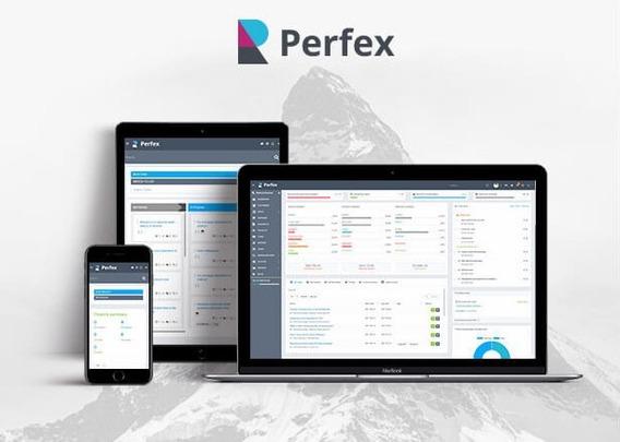 Perfex - Powerful Open Source Crm Em Português Br