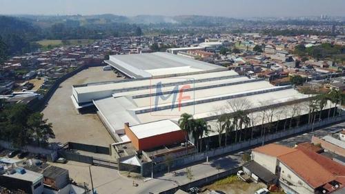 Imagem 1 de 30 de Ref 7.308- Excelente Galpão Localizado Em São Miguel Paulista, Com 19.147m² De Área Construída 26.995 De Área De Terreno. - 7308