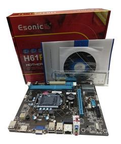 Kit Upgrade - Placa Mãe + Processador I5 + 8gb Hdmi
