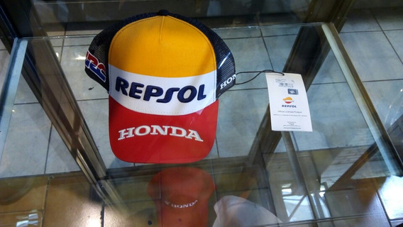 Gorra Honda Repsol Original