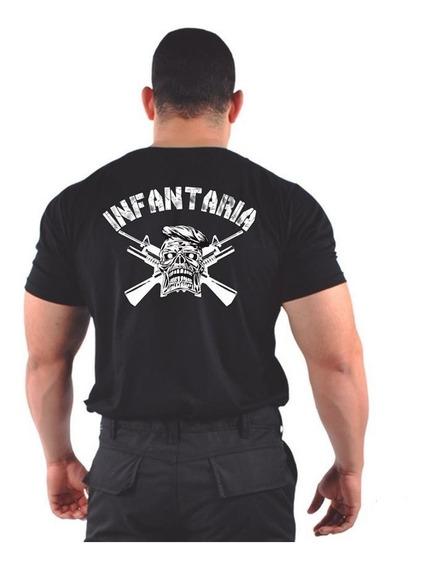 Camiseta Infantaria Tática Militar