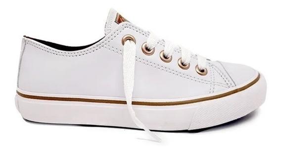 Tenis Capricho Shoes Cp0542 Like Class Feminino