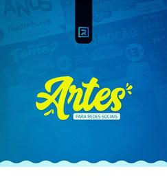 Pacote 10 Artes De Redes Sociais - Facebook E Instagram