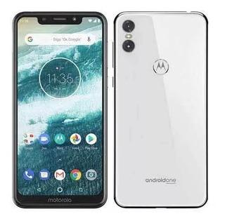 Smartphone Motorola One Branco,5,9 ,4g, 64gb,13mp Promoção