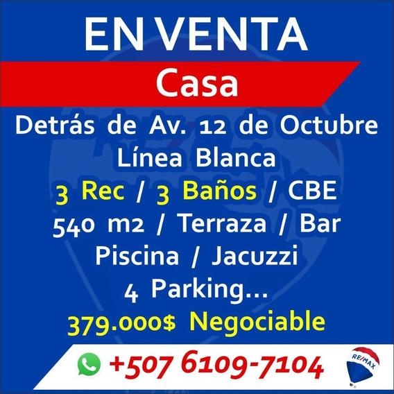 A8v-c-0010 En Venta Casa Pueblo Nuevo Con Piscin, Por Debajo