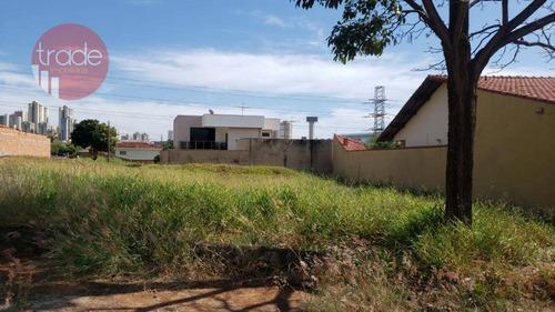 Terreno À Venda, 509 M² Por R$ 260.000,00 - City Ribeirão - Ribeirão Preto/sp - Te0901