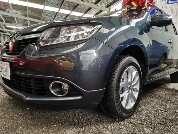 Renault Logan Dynamique Factura Agencia Un Dueño Automatico