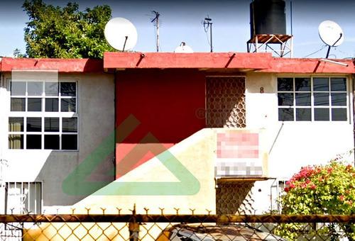 Imagen 1 de 11 de (no Remate) Casa Cuadruplex Planta Alta Xalostoc Ecatepec.