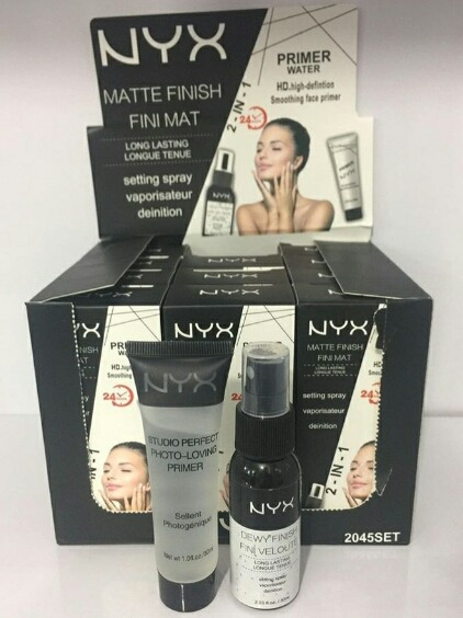 Primer Nyx Pre Y Post Para El Maquillaje Somos Tienda Física