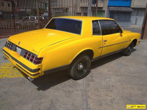 Chevrolet Monte Carlo .