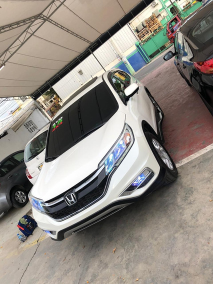Honda Cr-v 4x4 Exl Full Oferta