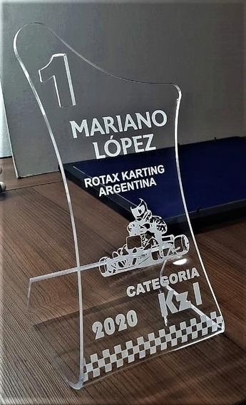 Trofeo De Acrilico Competicion
