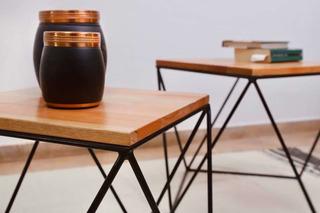 Mesas De Hierro Y MaderaMuebles Diseño Industrial