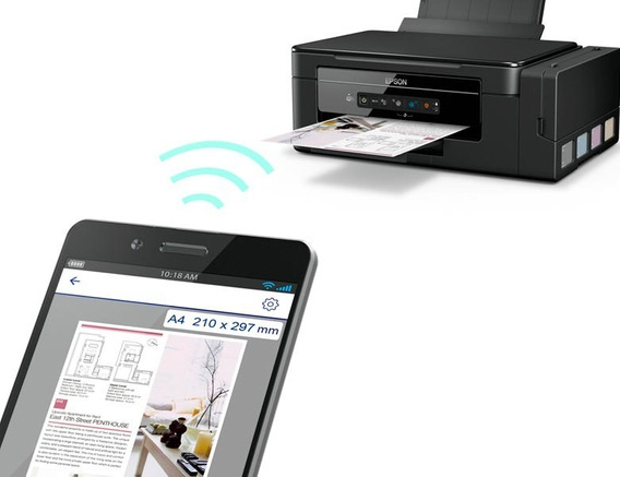Impressora Multifuncional Epson Ecotank L396 Original Novo