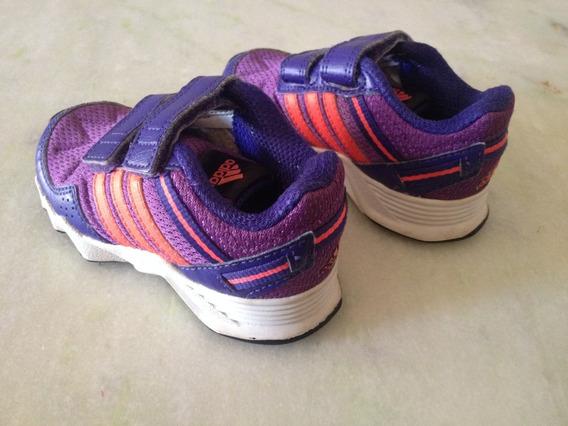 Tênis adidas Infantil Tamanho 21 (velcro)